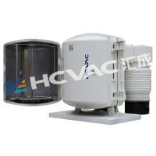 Acryl-Plastik-PVD-Vakuumbeschichtungsanlage / ABS pp., PS, PC-Vakuumbeschichtungs-Maschine