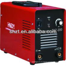 ZX7 inverseur DC tig machine à souder