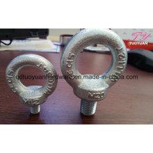 Fabrico de porca de olho DIN582