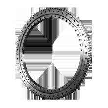 Roulements cylindriques croisés de pivotement de rouleau