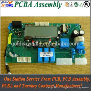 china oem cricuit board gps pcb with module and bga assembly manufacturer pcb assembly component
