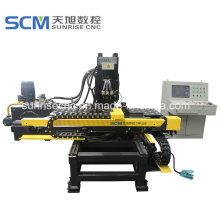 Punzonadora CNC Tpp103 para placas de acero