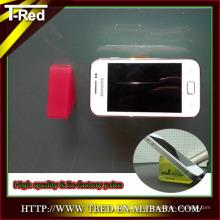 мода аксессуары 100% PU гель сильный липкий коврик держатели автомобиля держателя мобильного телефона