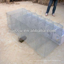Wire Breeding Mink Cages
