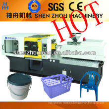 plastic bucket making machine/injection molding machine shot weight:3715g--6280g Multi screen for choice Imported world famous h