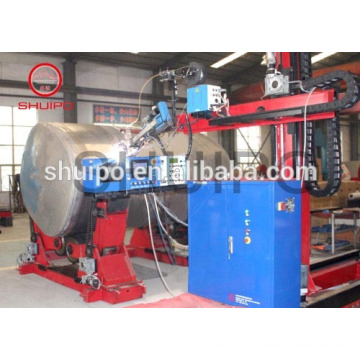2016 shuipo High Quality Orbital Welding Machine and Automatic Welding equipment
