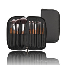 10PCS Synthetic Hair Makeup Brush with Special Color Handle