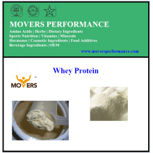 Mejor proteína de suero de leche de Quanlity