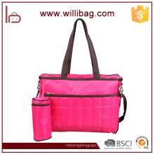 Neue Art- und Weisekundenspezifische Mutter-Taschen-Schulter-Windel-Taschen-Mama-Baby-Tasche