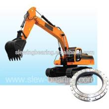 Roulement pivotant pour machines industrielles et machines de construction