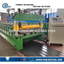 Good Quality Metal Trapezoidal Roof Panel Roll Forming Machine For Africa Market