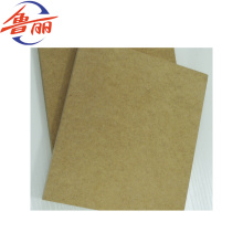 1220X2440mm 18mm  plain MDF for furniture