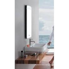Oak Wood Bathroom Vanity Cabinet New Fashion Cabinet Design Bathroom Furniture Bathroom Cabinet (JN-8810202)