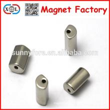Мотор сегмент неодимовый магнит покрытие Ni для продажи