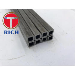ASTM A500 Gr C Carbon Steel 1020 Shaped Small Diameter Rectangle Seamless Square Tube