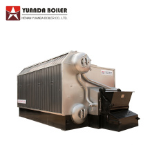 Maquinaria de molino de arroz Caldera de biomasa de cáscara de arroz