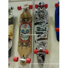 Long Skateboard Et-Lb008 2014 Skates Long Complete Longboard Skateboards Professional Leading Manufacturer