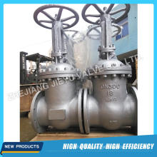 DIN Pn16 Dn350 Cast Steel Gate Valve