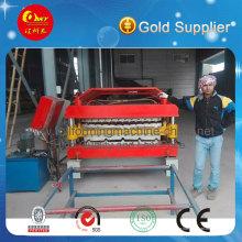Hochwertige Stahldach Rolling Forming Machinery