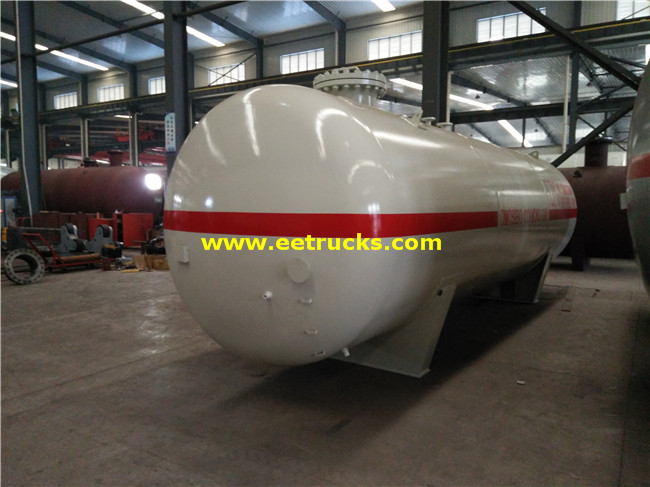 25000 Litres NH3 Gas Tanks