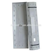Fabricación personalizada del recinto del metal de la hoja de la alta precisión