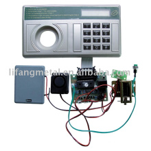 Safe electronic digital code locks