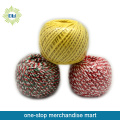 colorful cotton rope