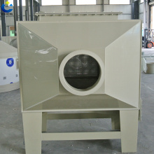 Waste gas treatment equipment - activated carbon tower