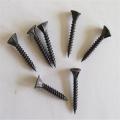 schwarz plattierte selbstschneidende Trockenbauschrauben