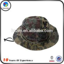 custom men designer camo bucket hat