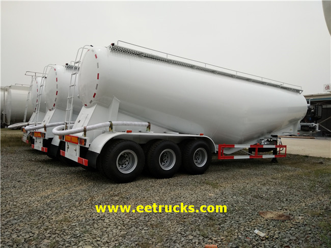 Bulk Powder Tanker Trailers