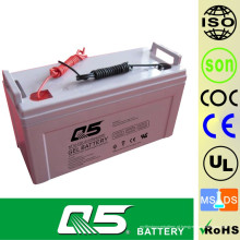 12V120AH Bateria solar GEL Battery Standard Products
