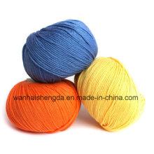 Venta al por mayor de Cotton Cashmere Blended Yarn