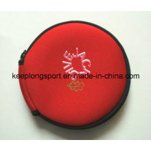 Waterproof Neoprene Carrying CD Case