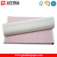Hot Disposable ECG Paper for ECG EKG Machine