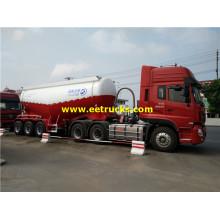 28000L 3 axlar Cement Tanker Trailers