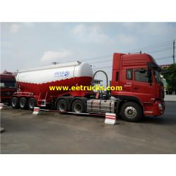 28000L 3 axles Cement Tanker Trailers