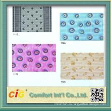 Tapete antideslizante de PVC con espuma para uso en el baño