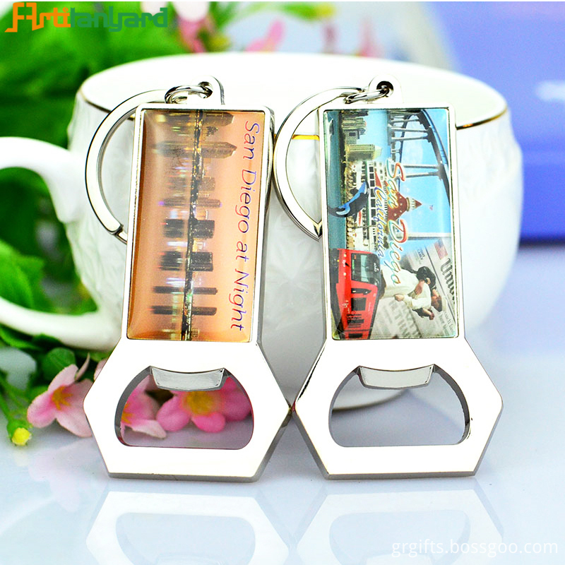 Alloy Personalized Beer Opener