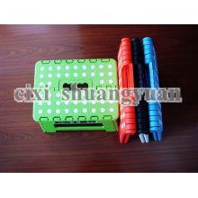 Taburete plegable de plástico SY-H01-F