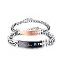 Hot Love June Love bracelet, bracelet d'amoureux de l'été, bracelets pour amoureux