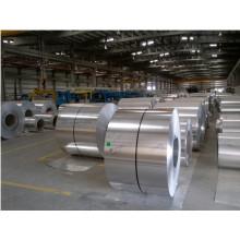 Application ACP et bobine en aluminium pré-imprégnée de températures O-H112