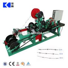 Máquina de alambre de púas de alta velocidad del mejor precio de la fábrica de China