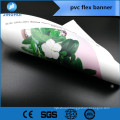 610 mesh Vinyl Banner of good ink absorbency material Fabricating for Indoor & outdoor advertising