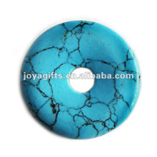 20MM Turquoise stone Donut