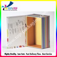 Ímã de fantasia personalizado Caixa de embalagem de cílios falsos da tampa