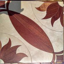 Versaille Design Plancher de mosaïque en bois de chêne contrecollé