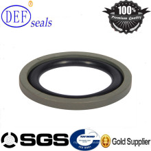 Teflon Nok Piston Seal for Excavator Seals