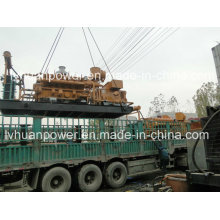 20-600 Kw CE Approved AC Three Phase 400 Kw LPG Gas Generator Set