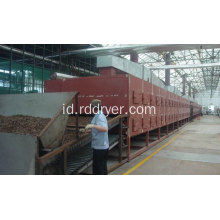 Tea Leaves Drying Equipment / Walnuts Professional Drier